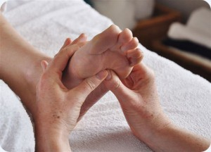voetreflexzonemassage